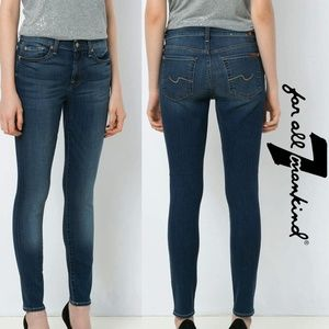 7 For All Mankind The Skinny Jean 25